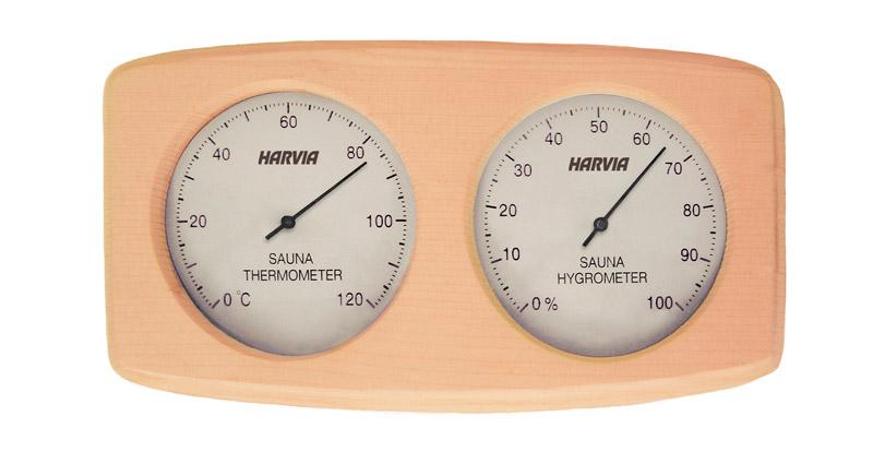thermometre pour sauna