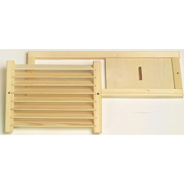 Ventilations a gravite ou mecanisees pour saunas for Grille de ventilation pour porte