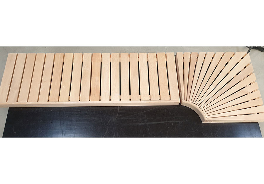 lambris sauna epicea