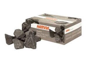 pierres pour sauna