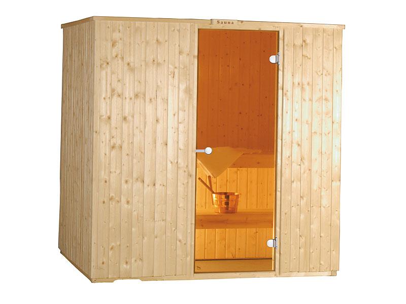 sauna en kit