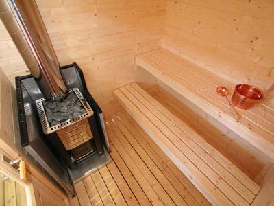 sauna exterieur